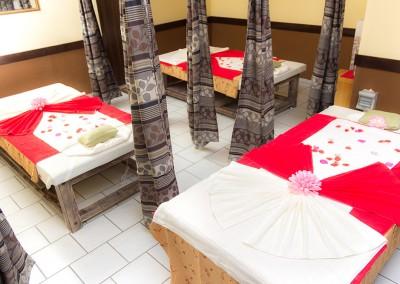 Massage Bereich