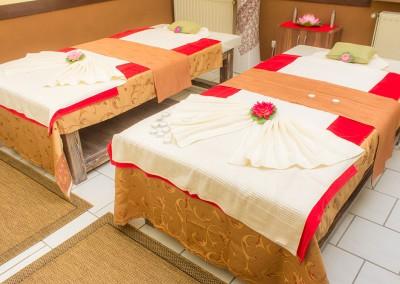 Paar-Massage Bereich